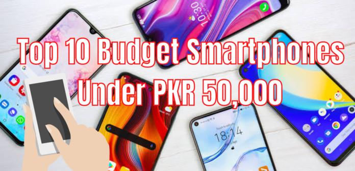 Top 10 Mid-Range Smartphones Under Rs.50,000 in Pakistan [June-21]