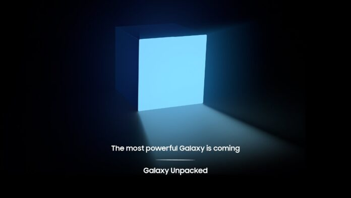 Sasmsung Galaxy Unpacked