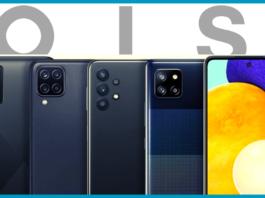 All Galaxy A-Series getting OIS