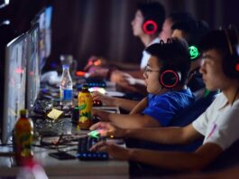 Kids in China to only game 3 hours a week